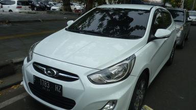 2012 Hyundai Avega GL - Terawat Siap Pakai