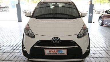 2016 Toyota Sienta V - bekas berkualitas