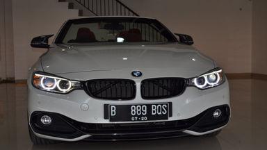 2015 BMW 4 Series 428i convertible - Harga Menarik