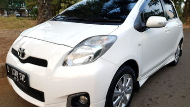 2012 Toyota Yaris S Limited AT - Terawat (s-0)