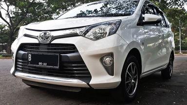 2017 Toyota Calya G - Dp 14 juta saja nego bisa siap test drive