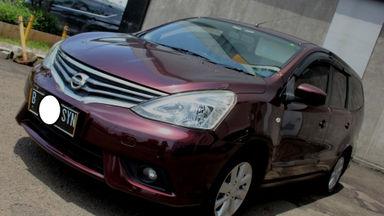 2013 Nissan Grand Livina xv - Pemakaian Sangat Apik Dan Siap Pakai (s-1)