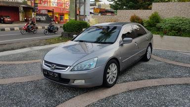 2004 Honda Accord 2.4 IVTEC - Siap Pakai