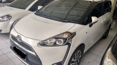 2017 Toyota Sienta V - Kondisi mantap siap pakai