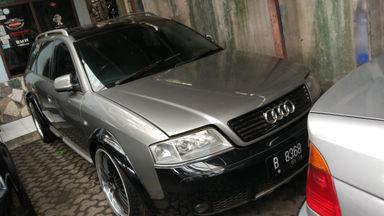 2003 Audi Q3 Quatro 4x4 Station Wagon CBU AT - Langka Bro 4WD
