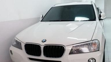 2013 BMW X3 - Unit siap pakai (s-0)