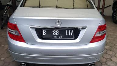 2010 Mercedes Benz C-Class C 300 AT - Full Orisinal Low Km Like New
