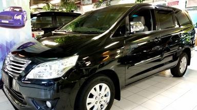 2012 Toyota Kijang Innova G - Kredit Tersedia (s-0)