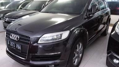 2008 Audi Q7 Diesel - Unit Istimewa