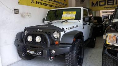 2007 Jeep Wrangler Sahara - Pajak Baru