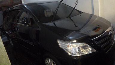 2013 Toyota Kijang Innova G - Mulus Siap Pakai