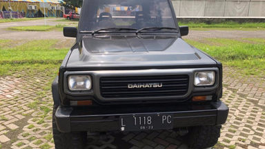 1994 Daihatsu Taft GT - Mulus Banget