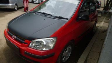 2004 Hyundai Getz 1.4 - Kondisi Mulus Siap Pakai