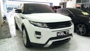 2012 Land Rover Range Rover Evoque Luxury - Good Condition
