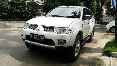 2012 Mitsubishi Pajero Sport Dakar - Tangguh, Siap Pakai