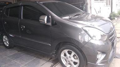 2015 Toyota Agya TRD - mulus terawat, kondisi OK, Tangguh