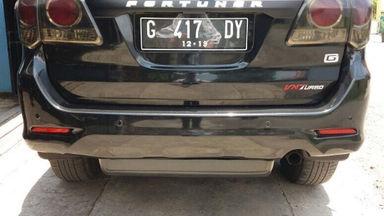 2014 Toyota Fortuner G - bekas berkualitas (s-2)