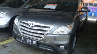 2013 Toyota Kijang Innova G - Matic Good Condition