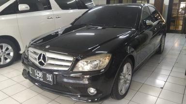 2008 Mercedes Benz C-Class C230 AT - Kondisi Istimewa Siap Pakai