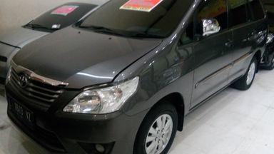 2011 Toyota Kijang Innova G - Harga Nego  Kredit Bisa Dibantu