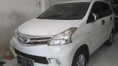 2013 Toyota Avanza G - Istimewa