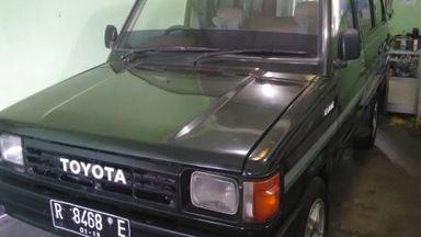 1990 Toyota Kijang 1.5 - Body Mulus Istimewa