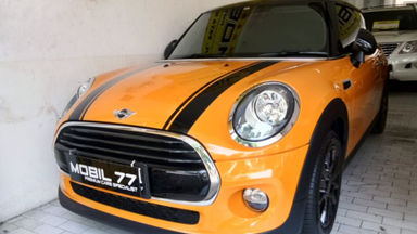 2017 MINI Cooper S S - KM 6000 unit super istimewa 2016 pk 2017