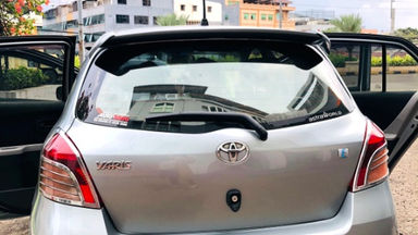 2008 Toyota Yaris E AT - barang bagus rawatan banget (s-4)
