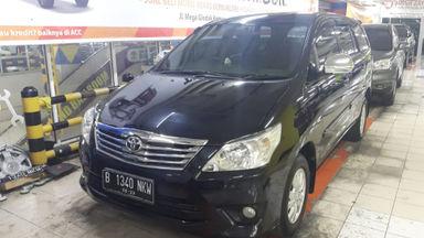 2013 Toyota Kijang Innova G - Kredit Murah