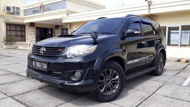 2014 Toyota Fortuner 2.5 G TRD At - Kondisi Ok & Terawat