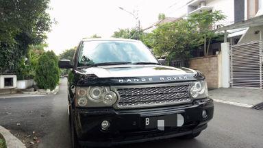 2007 Land Rover Range Rover Vogue supercharged - Mewah dan antik