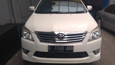 2013 Toyota Kijang Innova G Luxury - mulus terawat, kondisi OK, Tangguh