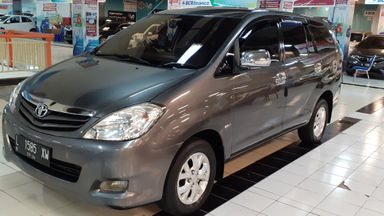 2009 Toyota Kijang Innova G - Manual Good Condition