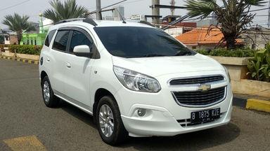 2013 Chevrolet Spin LTZ - Terawat-Siap Pakai