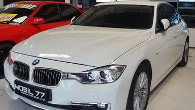 2013 BMW 3 Series 320i Luxury - Siap Pakai