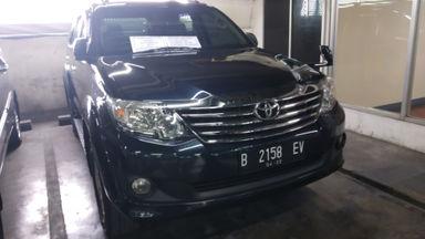 2012 Toyota Fortuner G - Favorit Dan Istimewa (s-1)