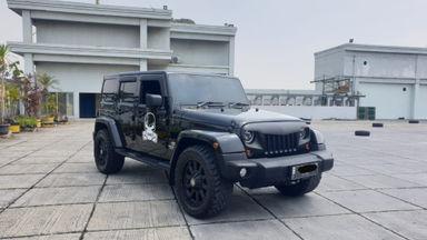 2012 Jeep Wrangler JK - Unit Istimewa (s-0)
