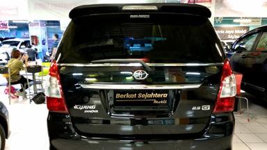 2012 Toyota Kijang Innova G - Kredit Tersedia (s-3)