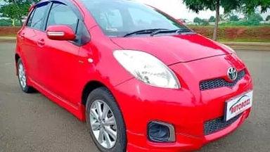 2012 Toyota Yaris E - Tdp Murah (s-3)
