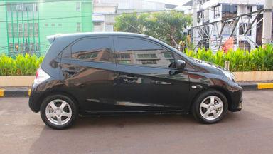 2014 Honda Brio E AT - barang bagus KM 30 ribu asli (s-2)