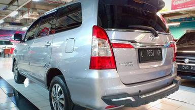 2014 Toyota Kijang Innova 2.0 G Manual - Mulus Terawat (s-5)