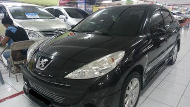 2012 Peugeot 207 Sportium 1.6 - barang bagus, Istimewa