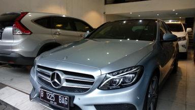 2015 Mercedes Benz C-Class C250 Line - Mercedes Benz C250 AMG Line