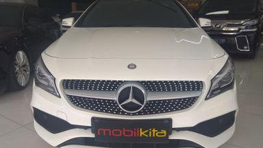 2017 Mercedes Benz C-Class CLA 200 AMG - mulus terawat, kondisi OK, Tangguh