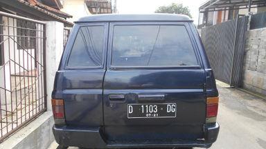 1996 Isuzu Panther Minibus Astra M/T - bekas berkualitas (s-3)