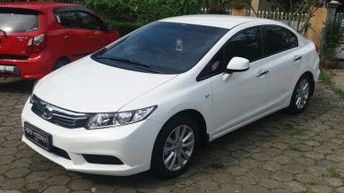 2013 Honda Civic 1.8 - Unit Bagus Bukan Bekas Tabrak (s-0)