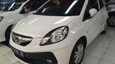 2015 Honda Brio E Satya MT - Kondisi Mulus Terawat (s-0)
