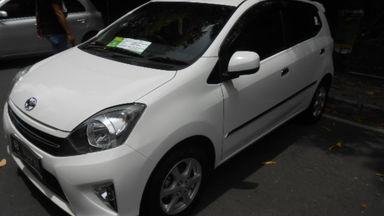 2016 Toyota Agya G - Unit Siap Pakai