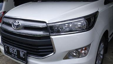 2017 Toyota Kijang Innova G Reborn - Kondisi Mulus Siap Pakai