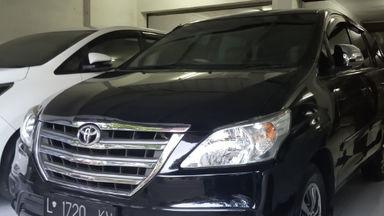 2015 Toyota Kijang Innova G - Mulus Banget